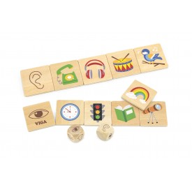 Learning Senses Puzzle
