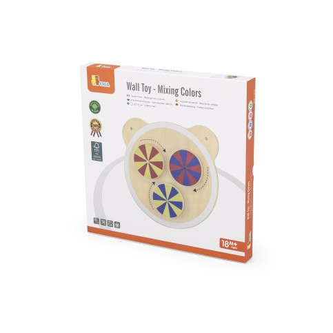 Mixing Colours - Wall Toy