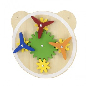 Turning Windmill - Wall Toy