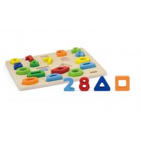 Block Puzzle - Numbers & Shapes