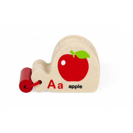 Mini Book - Learning Alphabet 12pcs w/ Display