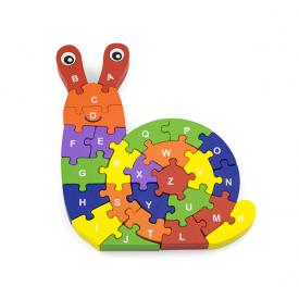 3D Snail Puzzle