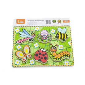 Chunky Puzzle - Insects