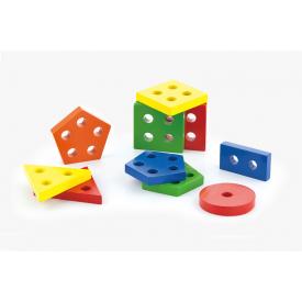 Geometric Block Sorter