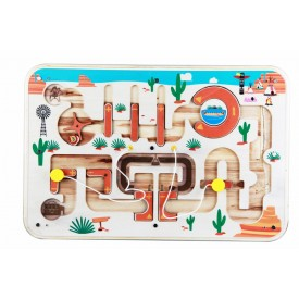 Desert Maze - Wall Toy