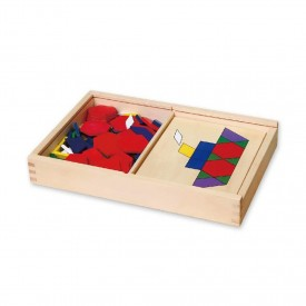 Pattern Board and Blocks