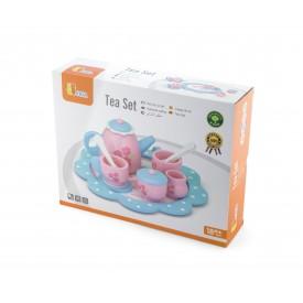 Colourful Tea Set