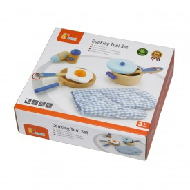 Cooking Utensil Set - Blue