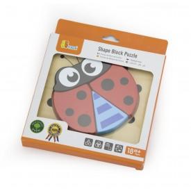 Handy Block Puzzle - Ladybird