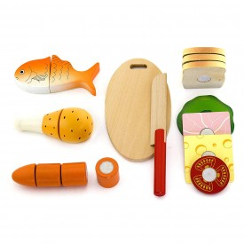 Cutting Meal - Lunch Box