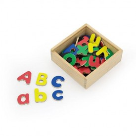 Magnetic Letters - 52 Pieces