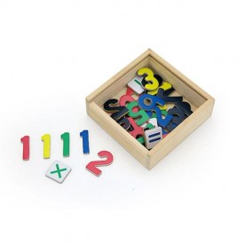 Magnetic Numbers - 37 Pieces