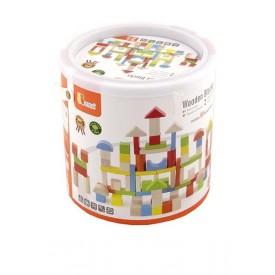 Colourful Block Set - 80pcs