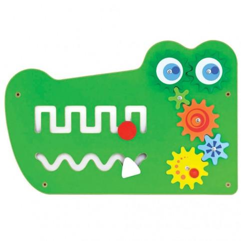 Large Crocodile Wall Toy