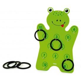 Frog Ring Toss