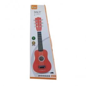 """Guitar - Red - 21"""""""