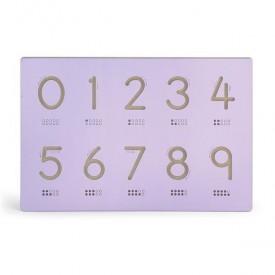 Writing Board  - Numbers