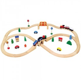 49 Piece Train Set