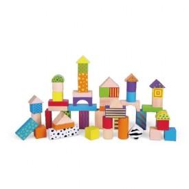 50 Piece Building Blocks