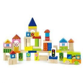75 Piece City Blocks