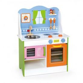 Angel Kitchen w/ Accessories - FREE EGG & PAN SET