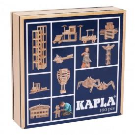 100 Pcs Building Blocks & Box
