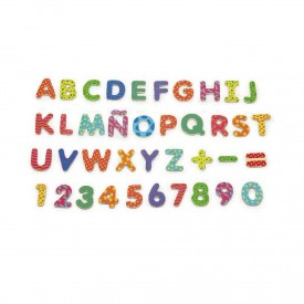 Magnetic Numbers and Letters - 77 Pieces