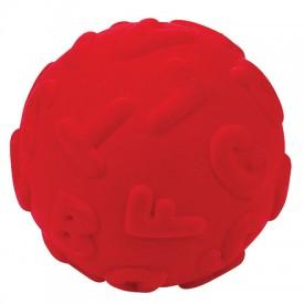 Alphalearn Ball Uppercase - Red