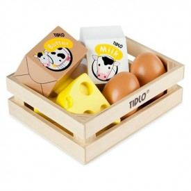 Eggs & Dairy Set