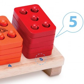 1 - 5 Number Stacker
