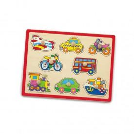 Flat Puzzle - Transport