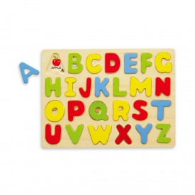 Capital ABC Letter Tray Puzzle