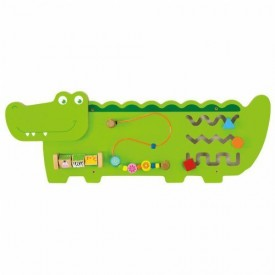Wall Toy - Crocodile